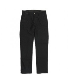 Men's Rokker Chino Black 1040