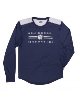 PERFORMANCE TEE, NAVY
