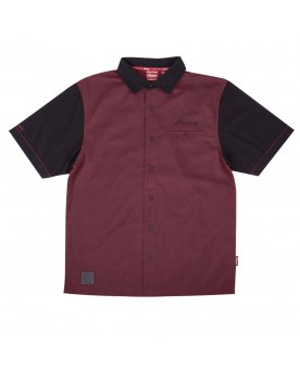 BOMBER GIRL SHIRT, PORT