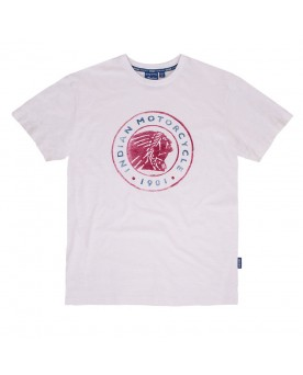 HEADDRESS ICON TEE, WHITE