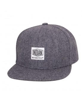IMC WOOL HAT, GRAY
