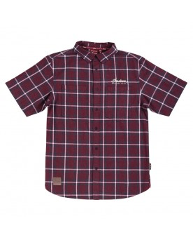 HEADDRESS PLAID SHIRT, PORT
