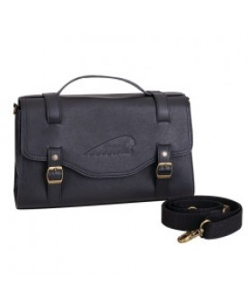 Women's Cross Body Black Bag