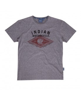T-SHIRT GRAPHIC, GRIS
