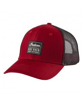 CASQUETTE BSMC x INDIAN MOTORCYCLE PATCH, PORTO