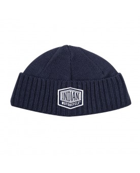 TUQUE SHIELD PATCH, BLEUE