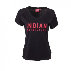 2867668XX Indian Motorcycle Genuine Apparel-femme dentelle dos-Stars tee