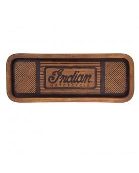 FOOTBOARD WOODEN TRAY