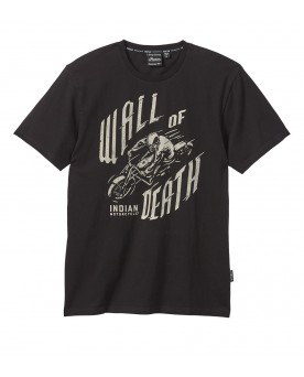 Wall Of Death T-Shirt, Black