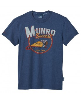 Munro Special T-Shirt, Blue