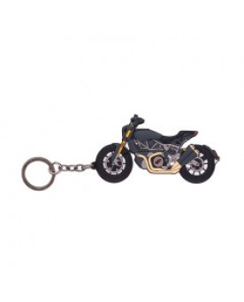 FTR™1200 Rubber Key Ring