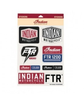 FTR™1200 Sticker Set